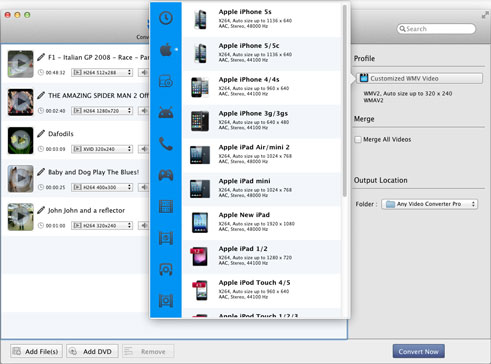 Video Converter To Ipad For Mac