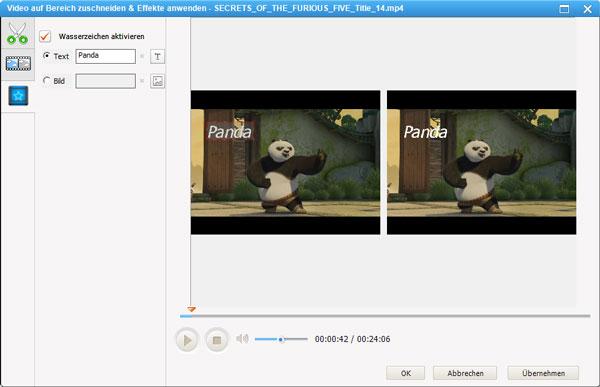 video logos und wasserzeichen entfernen