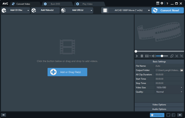 any video converter high quality free download