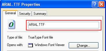 copy-font-name