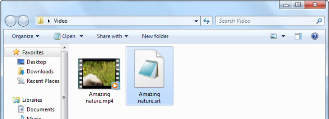 How to add srt file to video clips using any video converter or any copy srt file ccuart Gallery