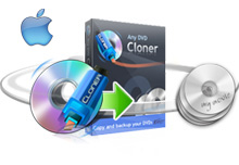 Any DVD Cloner pour Mac