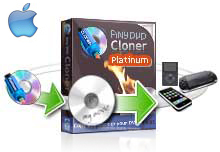 Any DVD Cloner Platinum pour Mac
