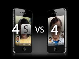 iphone 4s and iphone4