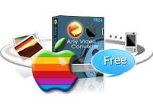 Free Mac Video Converter: Any Video Converter für Mac Freeware