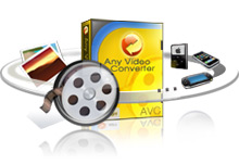 Any Video Converter = iPad Video Converter + MPEG Converter + AVI Converter + FLV Converter + YouTube Video Converter + MP4 Converter
