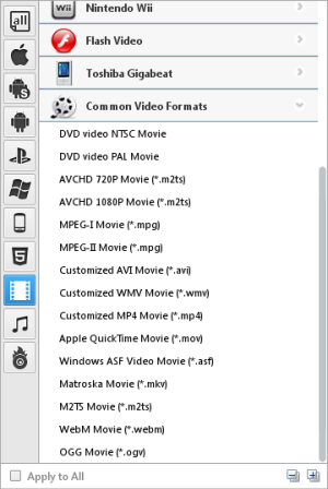 Free Android Video Converter, Convert videos and download