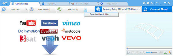 DVD to Samsung Converter - How to Convert to Play DVD Movies