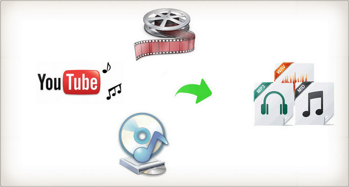 The Best Way to Extract Audio from Any Videos