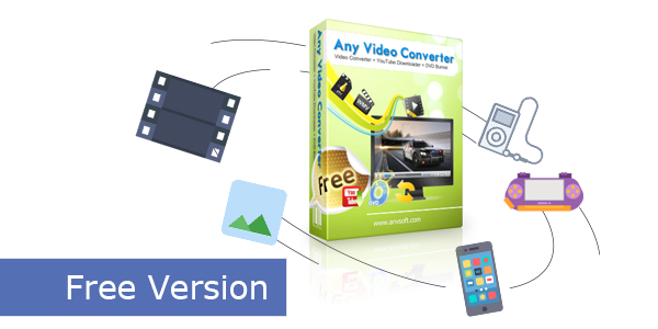 Free AVI Video Converter - Convert Videos Between AVI and Any Other