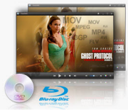 FreeSmith Video PLayer = Video Player + Audio Player + DVD Player + Blu-ray DVD Player + Free Video Player for Windows