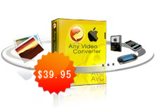 Any Video Converter for mac