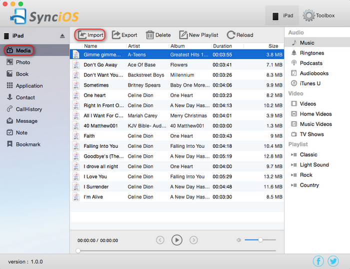 how to export music from ipod to itunes on mac