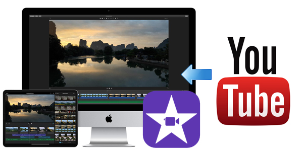 How to Put YouTube Videos to iMovie for Editing