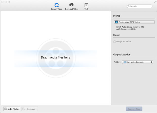 Free video converter for mac vob to mp4