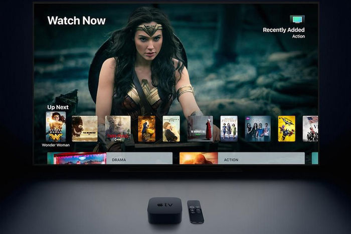 stream netflix video with apple tv