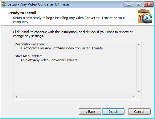 Welcome to Any Video Converter Ultimate