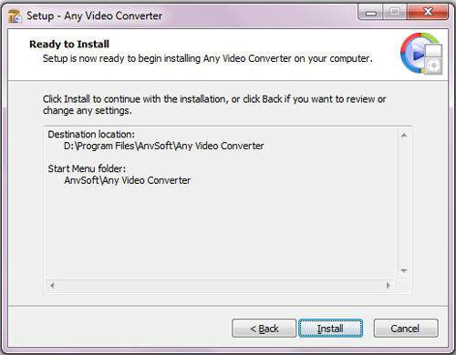 Welcome to Any Video Converter Free