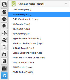 MP3 Converter - How to Convert Videos to MP3 Format with Any Video
