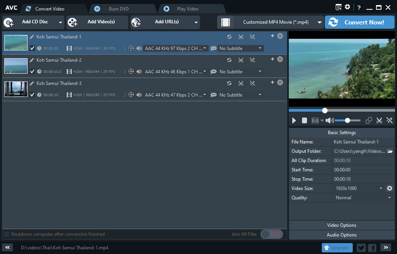 Any Video Converter Free for Windows: Convert Almost All Video to MP4 and  MP3 for Devices