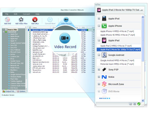Any Video Converter Ultimate 4 4 0 - Software Updates
