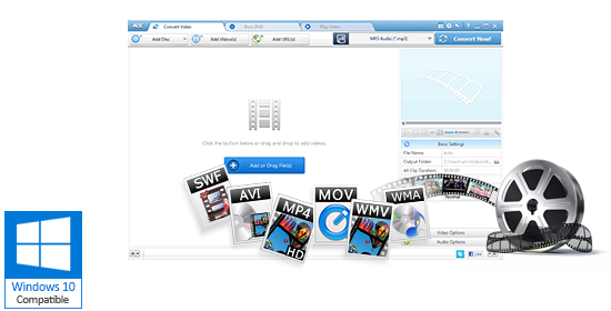Any DVD Converter Pro - DVD converter free download, Convert DVD to