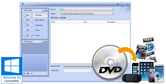Any DVD Cloner Platinum Win版