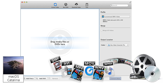 Any Video Converter Ultimate - Convert Any Video to other