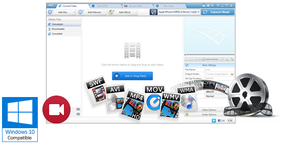 Any Video Converter Ultimate - Convert Any Video to Any Format, 30X