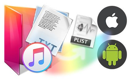 sync iTunes library