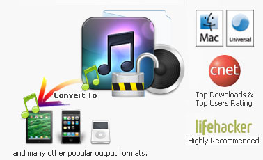 M4V Video Converter Plus for Mac