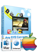 Any DVD Converter for Mac bestellen