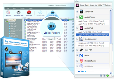 Buy Any Video Converter Pro.