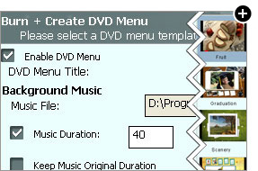 Copiar videos a DVD Disc