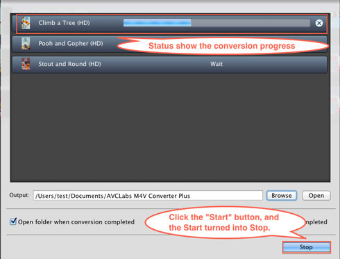 converting iTunes m4v movies with m4v converter plus mac